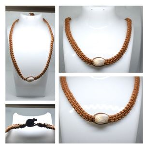 Other - NWOT braided necklace